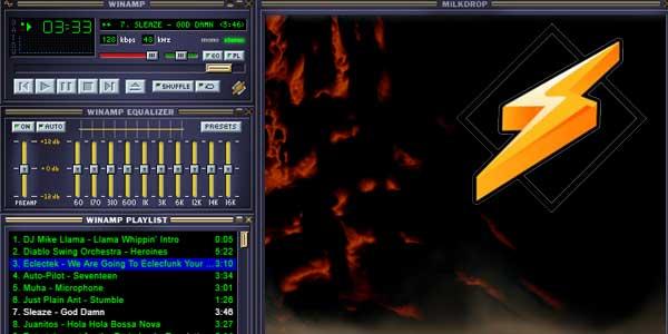 经典音乐播放器Winamp复活,新版本正在开发中