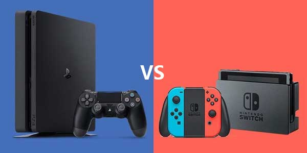 Switch日本本土销量已超PS4五年之和