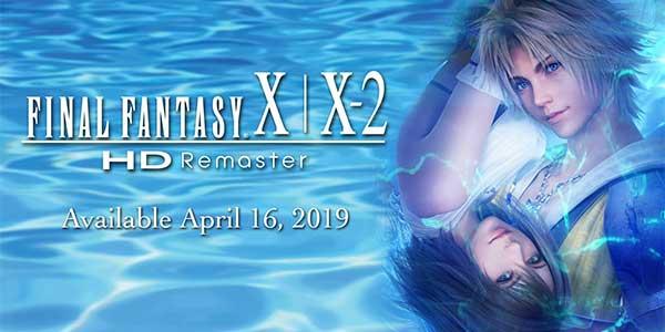任天堂公布Switch平台最终幻想X/X-2和最终幻想XII的发布日期