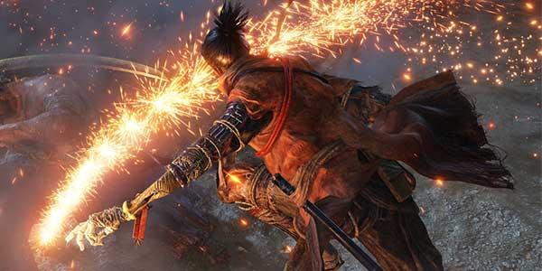 Steam一周销量排行榜 《只狼》占据榜首《鬼泣5》第三