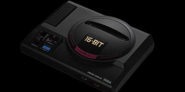 SEGA计划推出MD复刻主机,内含40经典游戏